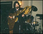 Beppe Gambetta plays for Festa Folcloristica guests (2000)