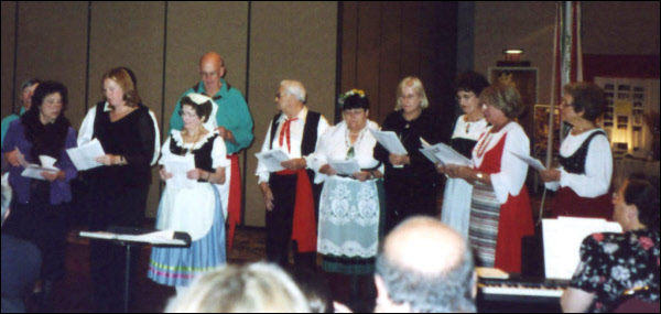 IFAFA Choir (2005)