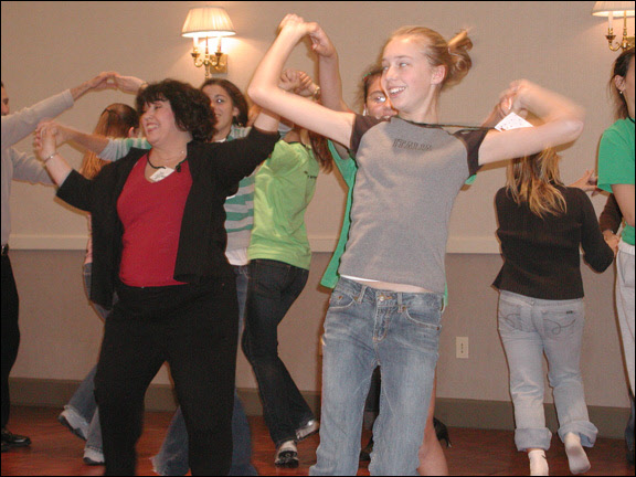 Dance workshop (2006)