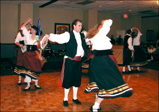 Dancers from Des Moines, Iowa (2007)
